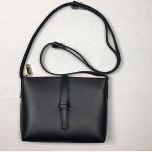 NEW! JCrew.  Parker leather mini crossbody purse